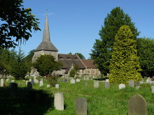 Banstead, Church,Surrey © Peter Trimming
